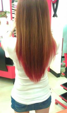 fun color, dye, hair colors, summer hair, haircolor, beauti makeup, color hair, new hair, long hair