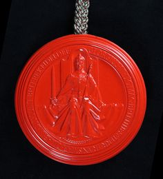 George VI Great Seal, obverse, 1948. The National Archives reference: HO 125/16.