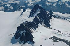 Kenai Mountains - Kenai Fjords National Park