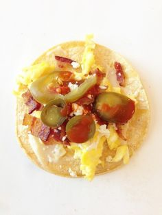 7. Breakfast Tostadas