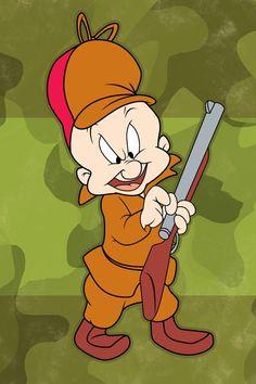 Elmer Fudd ....