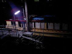 Sleeping boat, YAKATABUNE. Ichikawa, Chiba, JAPAN 4am May.15 2012