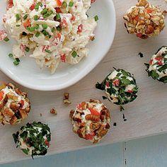 Cheese Truffles | MyRecipes.com