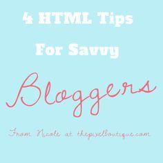 HTML-Tips