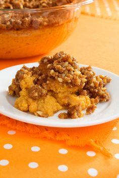 GF Sweet Potato Casserole