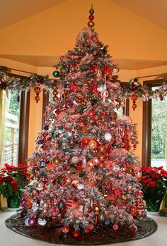 Christmas On Pinterest White Christmas Trees Christmas