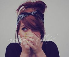 ..love this up hair do..
