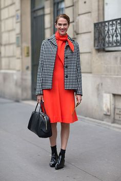 Street Style: Paris Fashion Week Spring 2014 - J.J. Martin