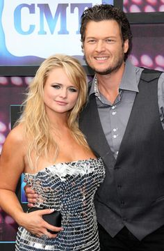 Blake and Miranda - cute couple