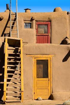 Taos New Mexico Pueblo