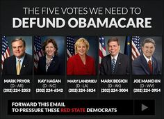 Vote them out!
