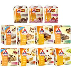 Atkins Day Break Bundle: Pick 5 Bars or Shakes from Walmart. Just $25.