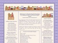 FREE - Kitchen Graphics - Printable Recipe Cards, Gift Tags, Canning Labels, Candy Bar Wrappers + MORE