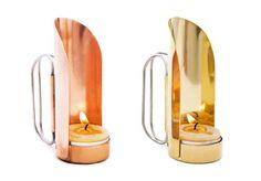 Copper & Brass Handheld Lanterns