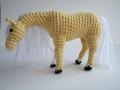 PDF Crochet Horse Pattern  Crochet Animal by ntuckercreations, $5.00