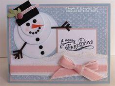 Snowman cuteness