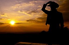 """""""It's better to be a has-been that a never-was."""" – Cowboy Proverb"""