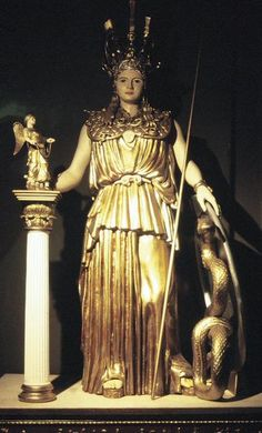 Athena is the symbol of the judgement card - her wisdom reflects upon your actions to yourself and others