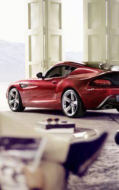 The BMW Zagato Coupé