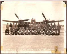 "Harry ""Cappy"" Edwards P-38 Transition Class"