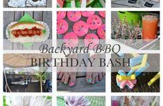 Hosting a kids Backyard BBQ Birthday Bash - Tip Junkie