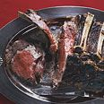 Prime Rib Roast with Red-Wine Sauce from epicurious.com! Looks yummy!