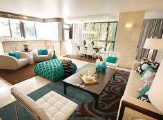 david bromstad    miami style bedroom