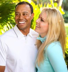 Here's a shocker, Tiger Woods has a new girlfriend and she's...blond. Never saw that coming right. LOL! #interracial #celebrity #dating