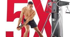 The Bowflex HVT is a
