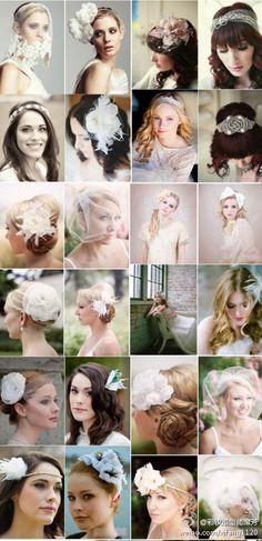 Bridal hair style 2