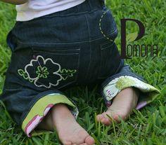 Cloth Diaper Pants