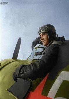 Soviet pilot