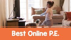 Virtual PE Resources to Keep Kids Moving At Home