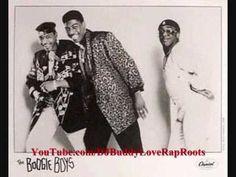 A Fly Girl - The Boogie Boys (1985)