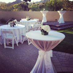 Reception decor: Duffy/Baldo wedding