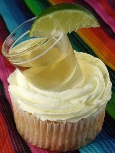 How To Make Margarita Cupcakes