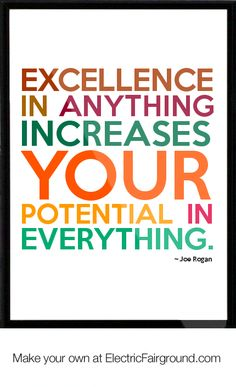 Joe Rogan Framed Quote