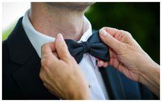 Classic Country Wedding Bowtie