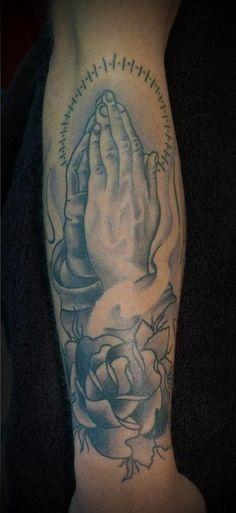 Ole Kröger Tattoos