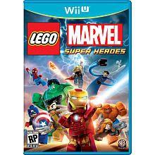 LEGO: Marvel for Nintendo Wii U