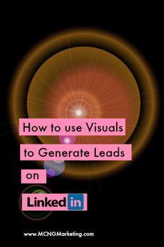 How to use Visuals to Generate Leads on #Linkedin. Interview with Melonie Dodaro of Top Dog Social Media, and Canada's # 1 LinkedIn Expert.