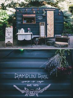 Ramblin' Rose Café | A Midsummer Mingle