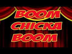 Boom Chicka Boom - Camp Songs - Live - Children's Songs by The Learning ...