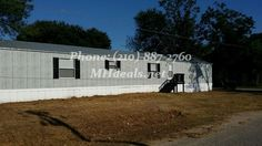$44900 http://mhdeals.net/gallery/bank-repo-homes-with-land-for-sale/Marlin-TX-2011CLD32-V (210)-887-2760 A beautiful 3 bed 2 bath Single wide home on .13 acres. The home is 1,216 square feet (16 x 76). Home sits on a corner lot. On the interior you have new fresh carpeting, new vinyl flooring, new paint, ceiling fan, and has been recently remodeled. Home exterior is set to wind zone 1 specs. LIC 36155  #MarlinTX #repohome #landhome