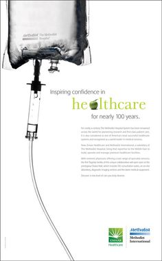 Emaar Healthcare Print Campaign by Yunus Saiyed, via Behance