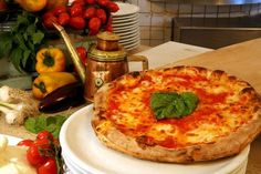Italian Recipe: Pizza Margherita