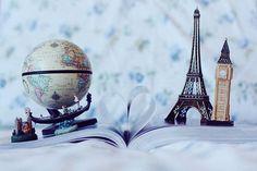Travel in a book