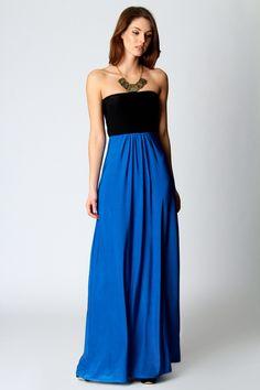 Boohoo Bandeau Maxi Dress   eBay UK   eBay.co.uk ash birthday