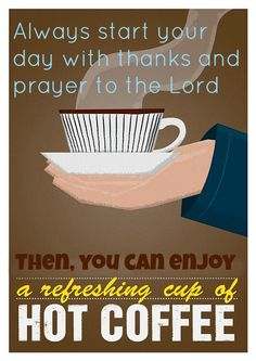 Amen! Thank You Jesus for blessing my life with another beautiful day to serve & glorify you...