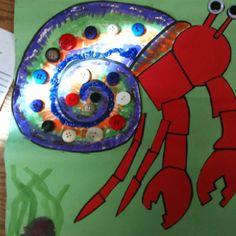 Eric Carle's Hermit Crab